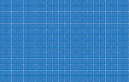 Abstract mosaic  background. Blue abstract mosaic  background Stock Photography