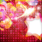 Abstract mosaic background. Royalty Free Stock Photo