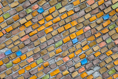 Abstract mosaic background Royalty Free Stock Photos