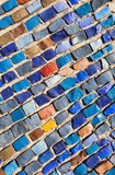 Abstract mosaic background Stock Photos