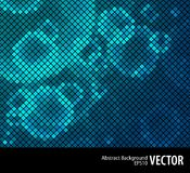 Abstract mosaic background. Vector bright background for a banner Stock Photos