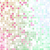 Abstract mosaic background. Stock Photos