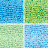 vector abstract mosaic background Stock Image