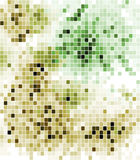 Abstract mosaic background design Royalty Free Stock Image