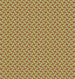 Abstract mosaic background. With a small, yellowish textured pattern or design Stock Illustration
