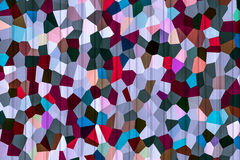 Abstract mosaic background texture Stock Photos