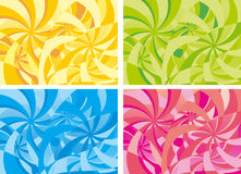 Abstract mosaic background (ve Royalty Free Stock Photos