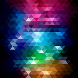 Abstract mosaic background Stock Images