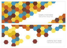 Abstract mosaic backgrounds Stock Photos
