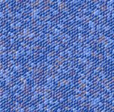 Abstract mosaic in blue Royalty Free Stock Photos