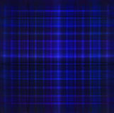 Abstract mosaic dark blue background Stock Photography