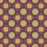 Abstract mosaic geometric pattern Royalty Free Stock Images