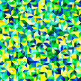 Abstract Mosaic Pattern Royalty Free Stock Photography