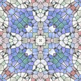 Abstract mosaic pattern in historical style Stock Photos