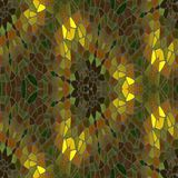 Abstract mosaic pattern in historical style Royalty Free Stock Images