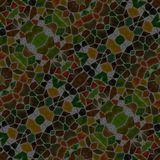 Abstract mosaic pattern in historical style Stock Photo