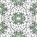 Abstract mosaic pattern in historical style Royalty Free Stock Image