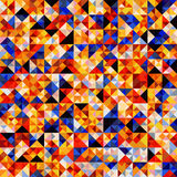 Abstract Mosaic Pattern Royalty Free Stock Photo