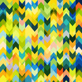 Abstract Mosaic Pattern Stock Image