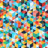 Abstract Mosaic Pattern Royalty Free Stock Images