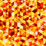 Abstract Mosaic Pattern Stock Photo