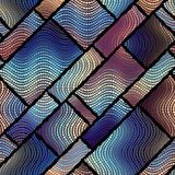 Abstract mosaic pattern Stock Photography