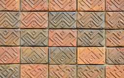 Abstract mosaic tiles for background Stock Photos