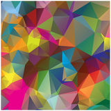 Abstract mosaic tiles background Royalty Free Stock Photos