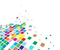 Abstract mosaic vector Royalty Free Stock Image