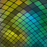 Abstract mosaic vector background. Abstract mosaic vector illustration. dark design background Royalty Free Stock Photo