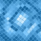 Abstract mosaic vector background Stock Photography