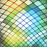 Abstract mosaic vector background. Abstract mosaic vector illustration. light design background Stock Images