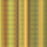 Abstract mosaic yellow checkered background 02. Abstract mosaic yellow checkered background. Mosaic tiles of yellow geometric pattern. Stylish check design Royalty Free Stock Photography