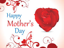 Abstract mother day background Stock Photography