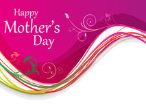 Abstract mother day background Royalty Free Stock Photos
