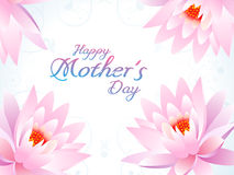 Abstract mother day background Royalty Free Stock Photo