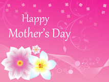 Abstract mother's day background Royalty Free Stock Photo