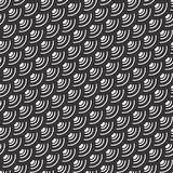 Abstract motif seamless design pattern. Royalty Free Stock Images