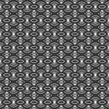 Abstract motif seamless design pattern. Royalty Free Stock Photos