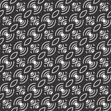 Abstract motif seamless design pattern. Stock Photography