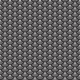 Abstract motif seamless design pattern. Stock Image