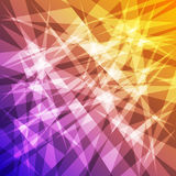 Abstract motion background. Abstract c;olrful motion background, geometric style Royalty Free Stock Photos
