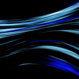 Abstract motion background, shining lights Stock Photos