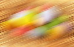 Abstract motion blur background Royalty Free Stock Photo