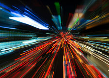 Free Abstract Motion Blur Background Royalty Free Stock Images - 7379129