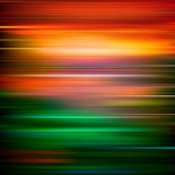Abstract motion blur background vector illustration Royalty Free Stock Photography