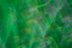 Abstract motion blur effect. Spring blurred grass royalty free stock photos
