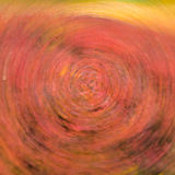 Abstract motion blur of trees Royalty Free Stock Images