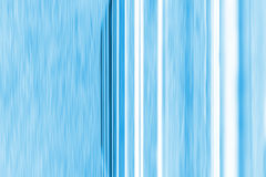 Abstract motion blurred blue high tech background Stock Photography