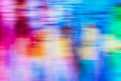 Abstract motion multicolor background graphic design. Abstract multicolor motion background graphic texture design Stock Photos